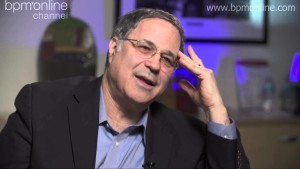 Video Interview: Paul Greenberg about the Benefits of Merging BPM & CRM