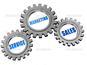 CRM: How to Keep Balance between Marketing, Sales and Services